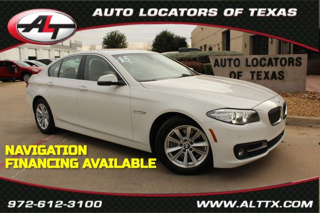 2015 BMW 5-Series 528i in Plano, TX 75093