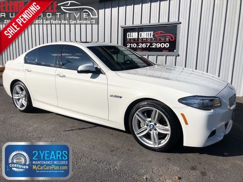 2015 BMW 5-Series 550i in San Antonio, TX