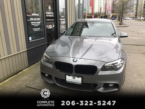 2015 BMW 535i M Sport Driver Assist Plus  Premium Cold Weather Pkgs New $70,910 Save $40,435 in Seattle