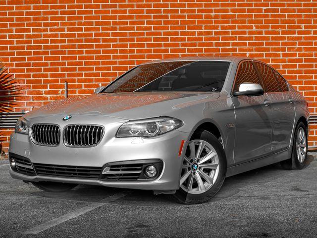 2015 BMW 528i Burbank, CA 0