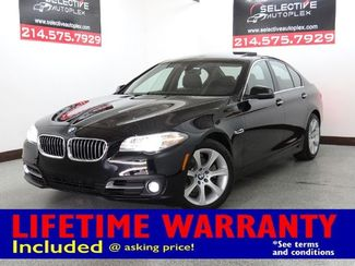 2015 BMW 528i 528i, NAV, SUNROOF, BLUETOOTH in Carrollton, TX 75006