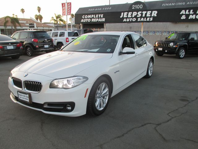 2015 BMW 528i Sedan in Costa Mesa California, 92627