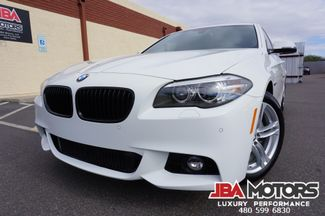 2015 BMW 528i M Sport Package 5 Series 528 Sedan MSport 528i   MESA, AZ   JBA MOTORS in Mesa AZ