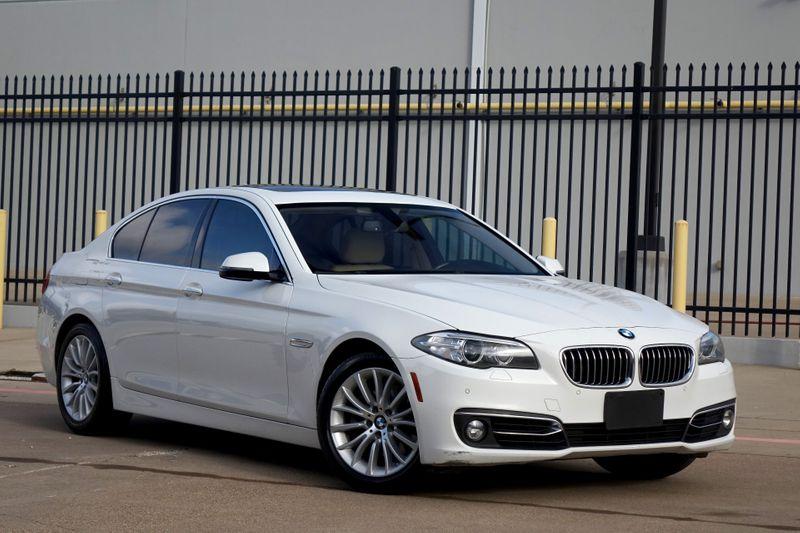 2015 BMW 528i Nav*Bu Cam* Heads Up*Sunroof*EZ Finance**   Plano, TX   Carrick's Autos in Plano TX