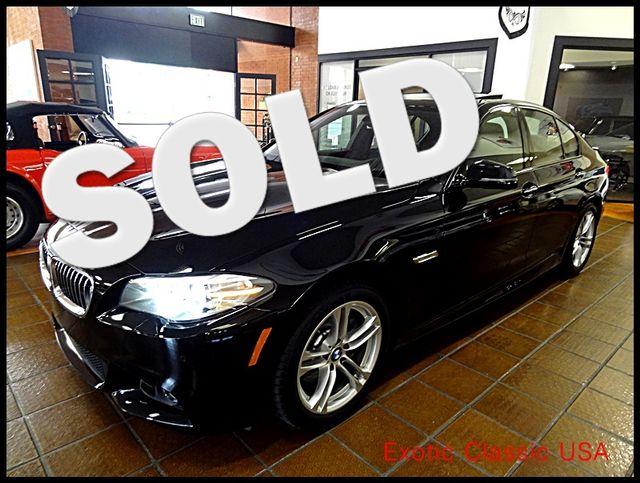 2015 BMW 528i M SPORT MSRP $61000 La Jolla, California 0