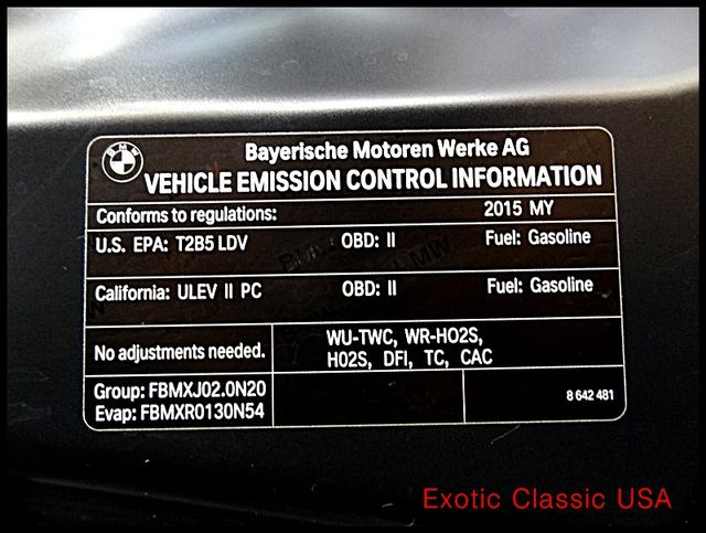 2015 BMW 528i M SPORT MSRP $61000 La Jolla, California 22