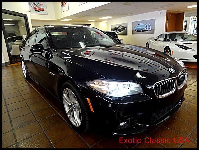 2015 BMW 528i M SPORT MSRP $61000 La Jolla, California 4