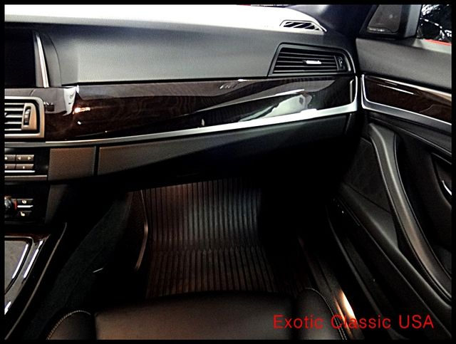2015 BMW 528i M SPORT MSRP $61000 La Jolla, California 59