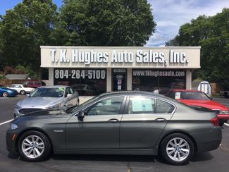 2015 BMW 528i xDrive SEDAN in Richmond, VA, VA 23227