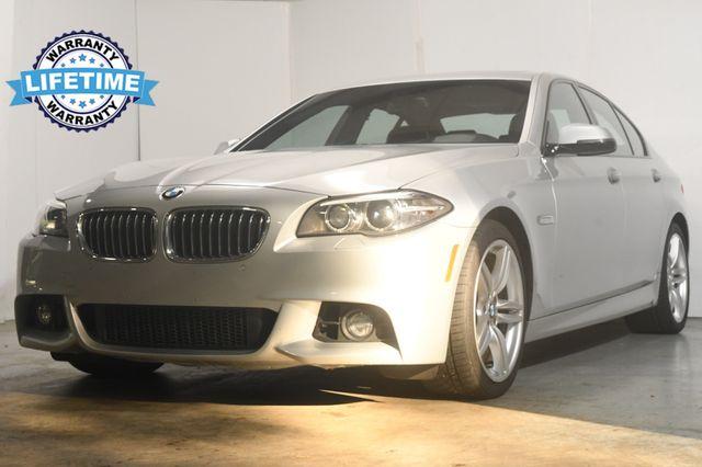 2015 BMW 535d xDrive M Sport Blind Spot/ Safety Tech