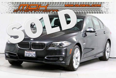 2015 BMW 535i - Luxury Line - Driving Assistance Pkg - Premium in Los Angeles