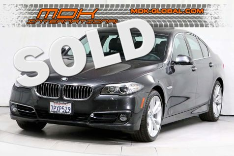 2015 BMW 535i - Luxury Line - Driving Assistance Pkg - Premium in Los Angeles