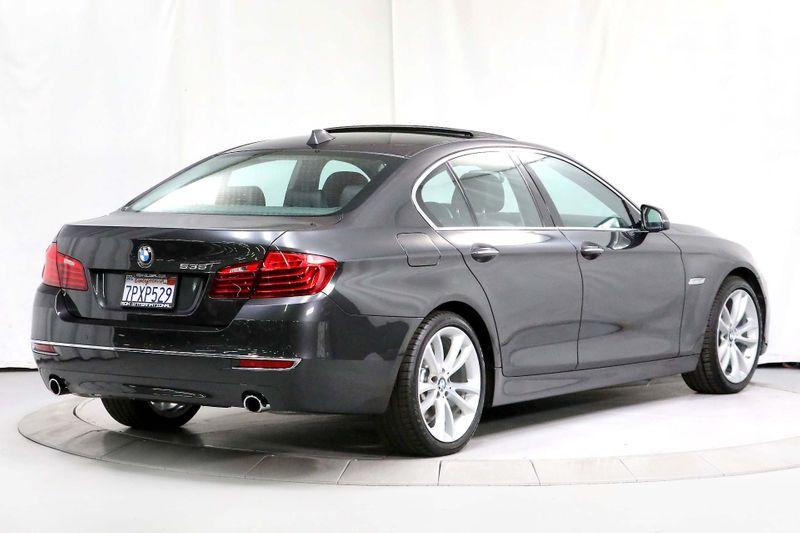 2015 BMW 535i - Luxury Line - Driving Assistance Pkg - Premium  city California  MDK International  in Los Angeles, California