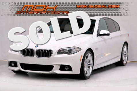 2015 BMW 535i - M Sport - Comfort Seats - Head up display in Los Angeles