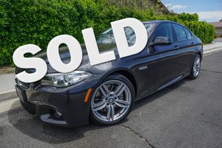 2015 BMW 535i in Cathedral City, California