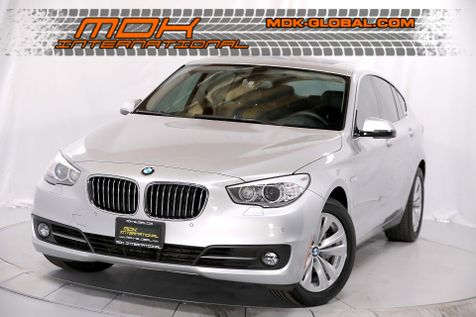 2015 BMW 535i Gran Turismo - Navigation - Head up display - Comfort access in Los Angeles