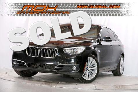 2015 BMW 535i Gran Turismo - Luxury Line - Comfort Seats - Head up display in Los Angeles