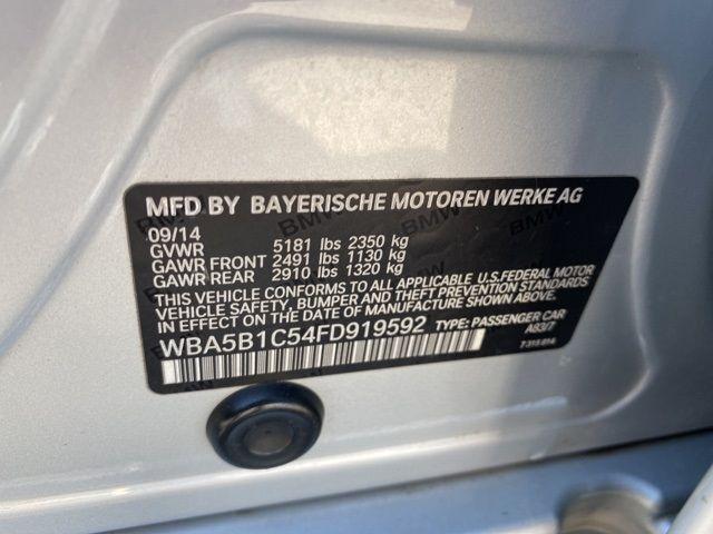 2015 BMW 535i 535i Madison, NC 37