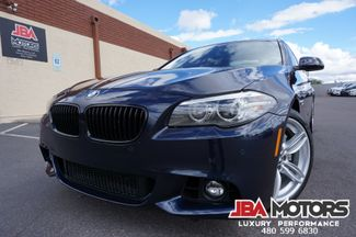 2015 BMW 535i M Sport Package 5 Series 535 Sedan MSport 535I   MESA, AZ   JBA MOTORS in Mesa AZ