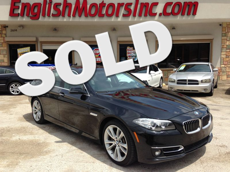 2015 BMW 535i xDrive   Brownsville TX  English Motors  in Brownsville, TX