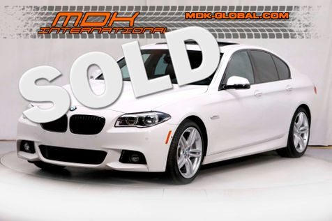 2015 BMW 550i  in Los Angeles