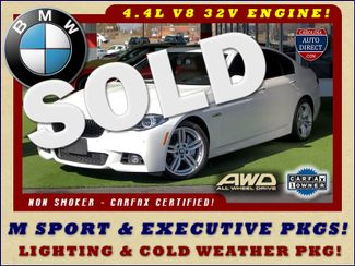 2015 BMW 550i xDrive AWD - M SPORT & EXECUTIVE PKGS! Mooresville , NC
