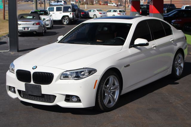 2015 BMW 550i xDrive AWD - M SPORT & EXECUTIVE PKGS! Mooresville , NC 25