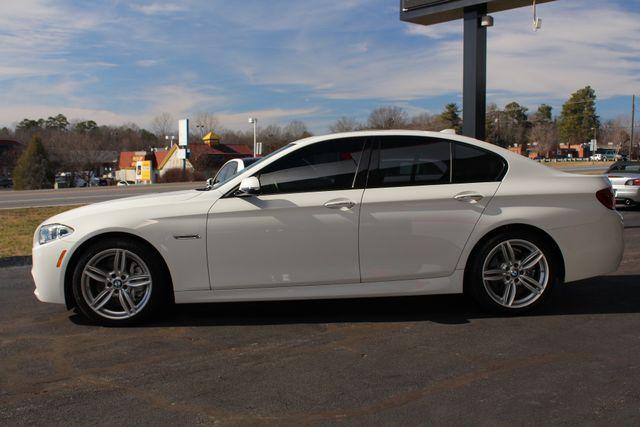 2015 BMW 550i xDrive AWD - M SPORT & EXECUTIVE PKGS! Mooresville , NC 17