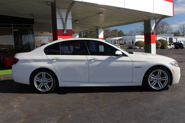 2015 BMW 550i xDrive AWD - M SPORT & EXECUTIVE PKGS! Mooresville , NC 16