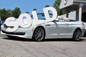 2015 BMW 6-Series 650i Convertible in Alexandria VA