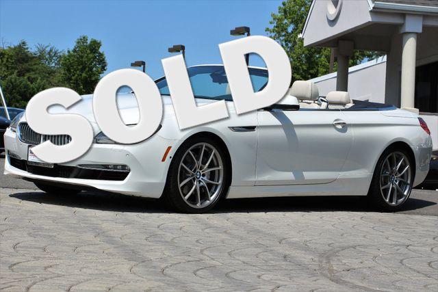 2015 BMW 6-Series in Alexandria VA
