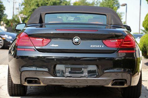 2015 BMW 6-Series 650i xDrive Convertible M Sport Edition in Alexandria, VA