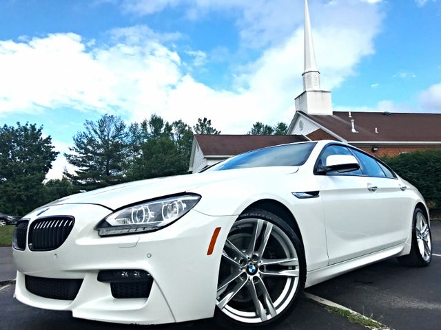 2015 BMW 640i Gran Coupe M SPORT PACKAGE