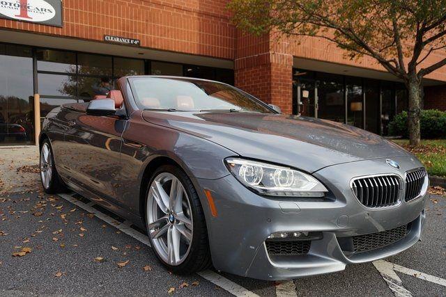 2015 BMW 640i 640i