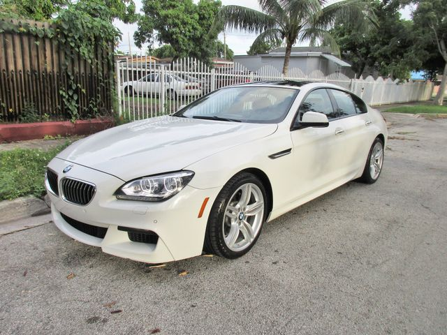 2015 BMW 640i xDrive Gran Coupe Miami, Florida
