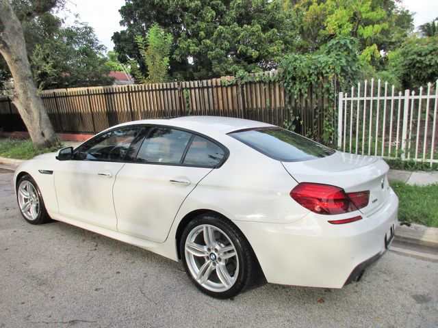 2015 BMW 640i xDrive Gran Coupe Miami, Florida 1