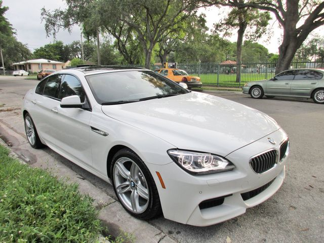 2015 BMW 640i xDrive Gran Coupe Miami, Florida 5
