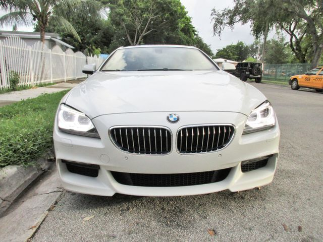 2015 BMW 640i xDrive Gran Coupe Miami, Florida 6