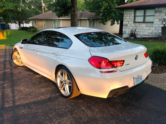 2015 BMW 640i xDrive Gran Coupe M SPORT Valley Park, Missouri 9