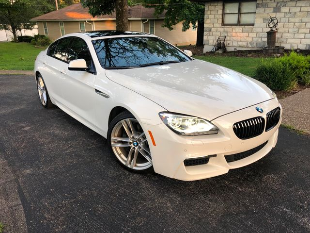 2015 BMW 640i xDrive Gran Coupe M SPORT Valley Park, Missouri 4