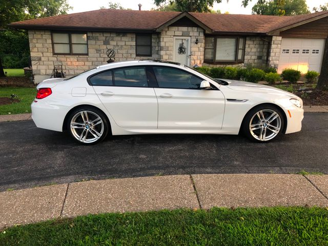 2015 BMW 640i xDrive Gran Coupe M SPORT Valley Park, Missouri 5