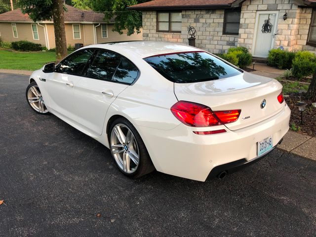 2015 BMW 640i xDrive Gran Coupe M SPORT Valley Park, Missouri 3