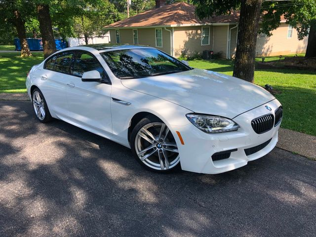 2015 BMW 640i xDrive Gran Coupe M SPORT Valley Park, Missouri 12