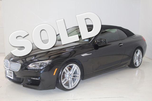 2015 BMW 650i Convt. Houston, Texas