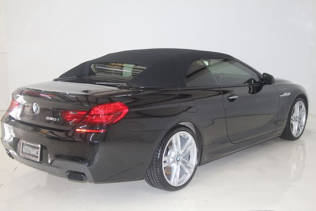 2015 BMW 650i Convt. Houston, Texas 7