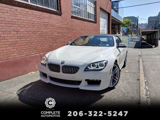 2015 BMW 650i Convertible 1 Owner Save Over $51,000