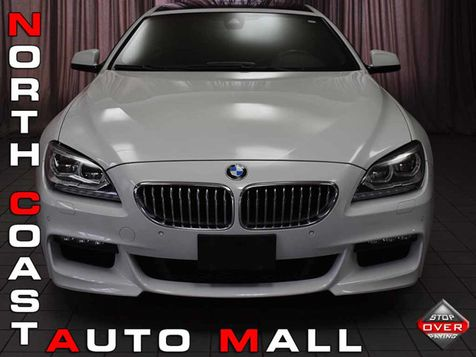 2015 BMW 650i xDrive Gran Coupe 650i xDrive Gran Coupe M Sport Executive Driver... in Akron, OH