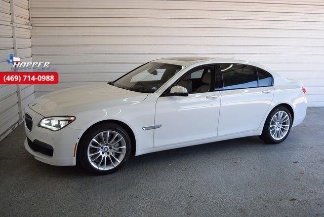 2015 BMW 7 Series 750Li in McKinney Texas, 75070