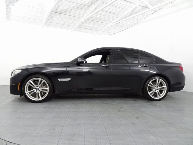 2015 BMW 7 Series 740i in McKinney, Texas 75070