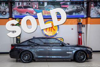 2015 BMW 740i M-Series in Addison, Texas 75001